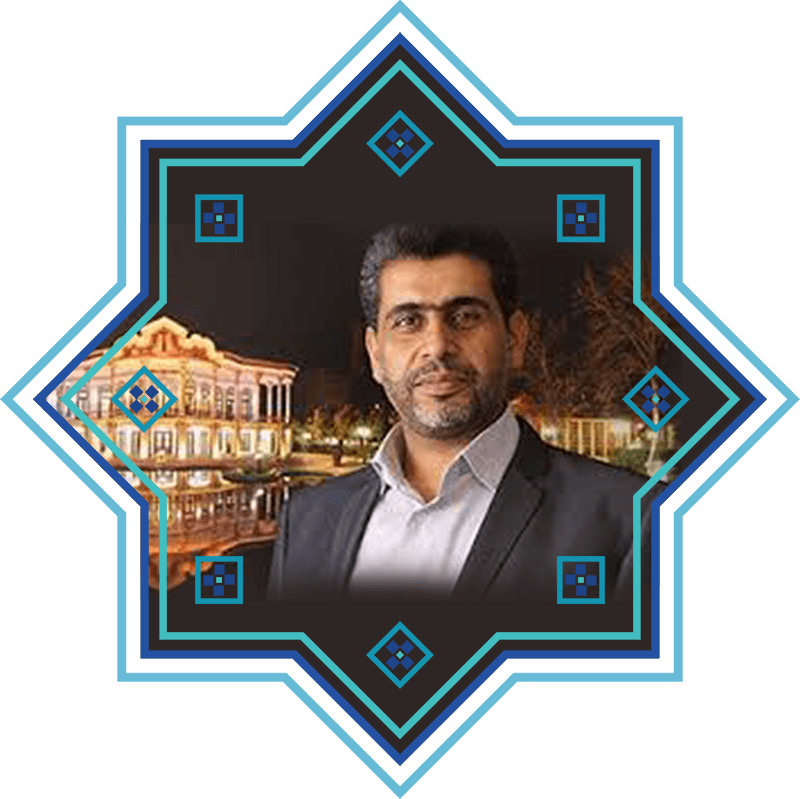 سید موید محسن نژاد:معاون گردشگری